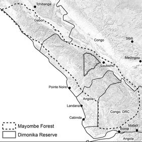 The Mayombe Forest and the Dimonika Biosphere Reserve