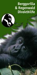 Berggorilla & Regenwald Direkthilfe